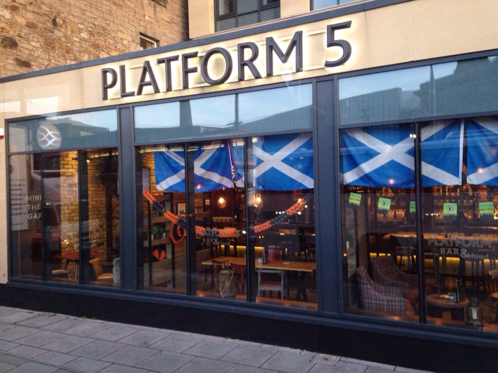 Platform 5 wine bars 8 clifton terrace west end for 5 clifton terrace winchester b b