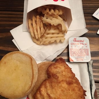 How to make chick fil a waffle fries