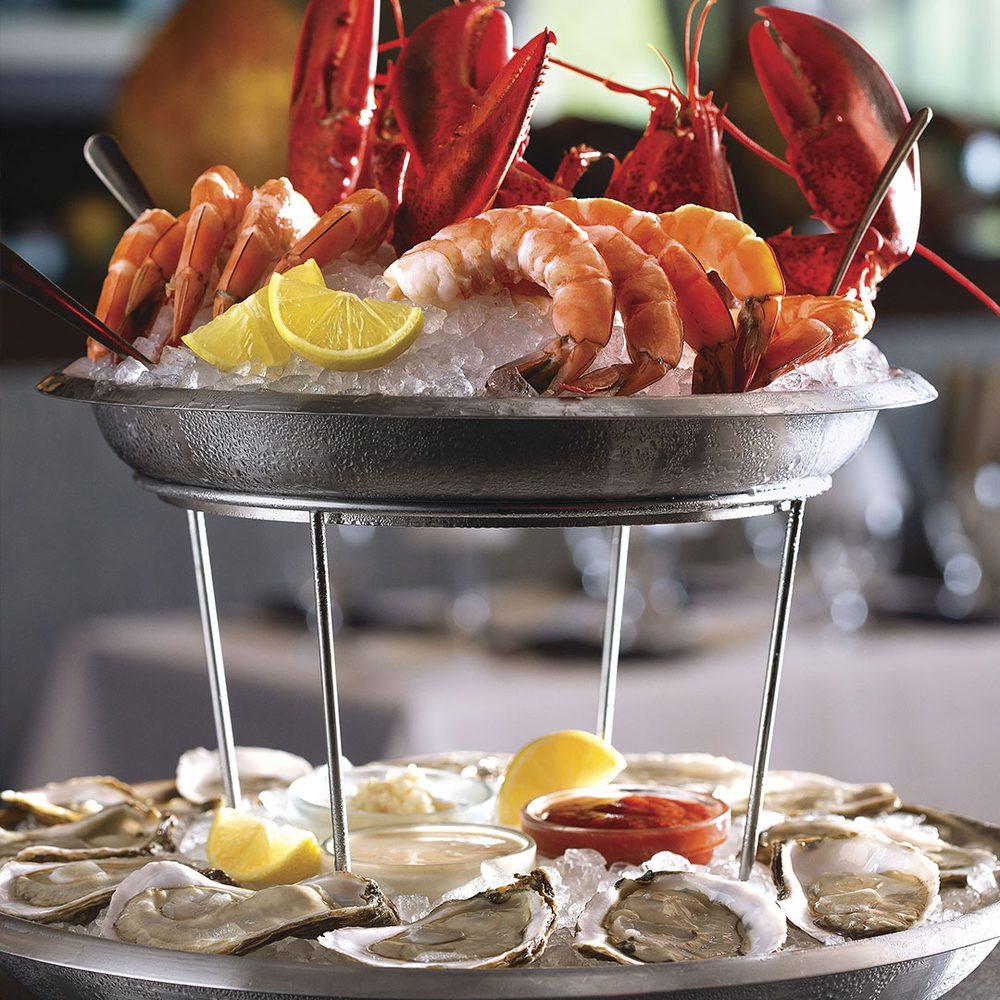 Eddie V's Prime Seafood: 670 W Dekalb Pike, King of Prussia, PA