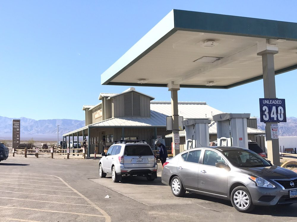 Stovepipe Wells Gas Station: 51880 CA-190, Stovepipe Wells, CA