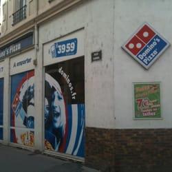 domino s pizza pizzerie 256 rue paul bert 3 me arrondissement lione rh ne francia. Black Bedroom Furniture Sets. Home Design Ideas
