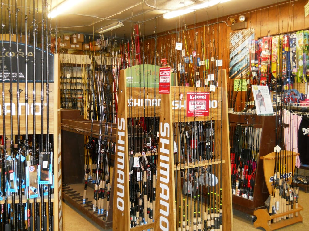 lakeside fishing shop sports equipment 25110 jefferson