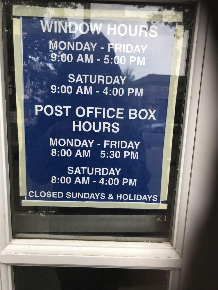 US Post Office: 77 Engle St, Englewood, NJ