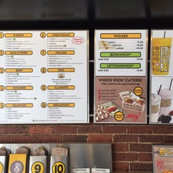 Which wich 21 photos amp 39 reviews sandwiches 747 virginia ave