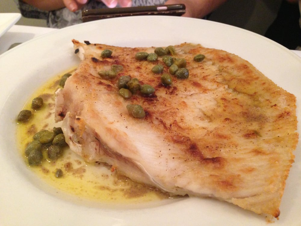 how to cook skate wing fish