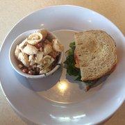 Zo S Kitchen Lean Turkey Pita pimento cheese sandwich - menu - zoes kitchen - augusta
