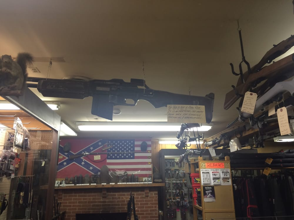 Clark Brothers Gun Shop: 10016 James Madison Hwy, Warrenton, VA