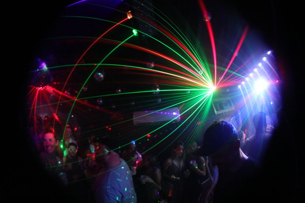 Outer Heaven Disco Club