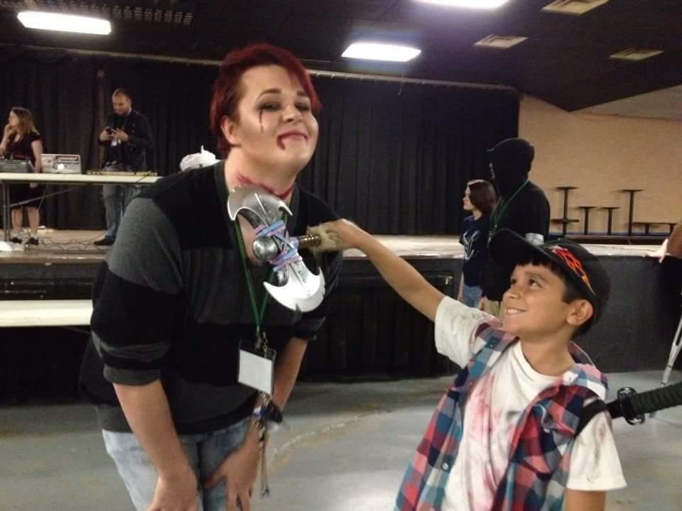 Monster-Con: 4522 Fredericksburg Rd, San Antonio, TX