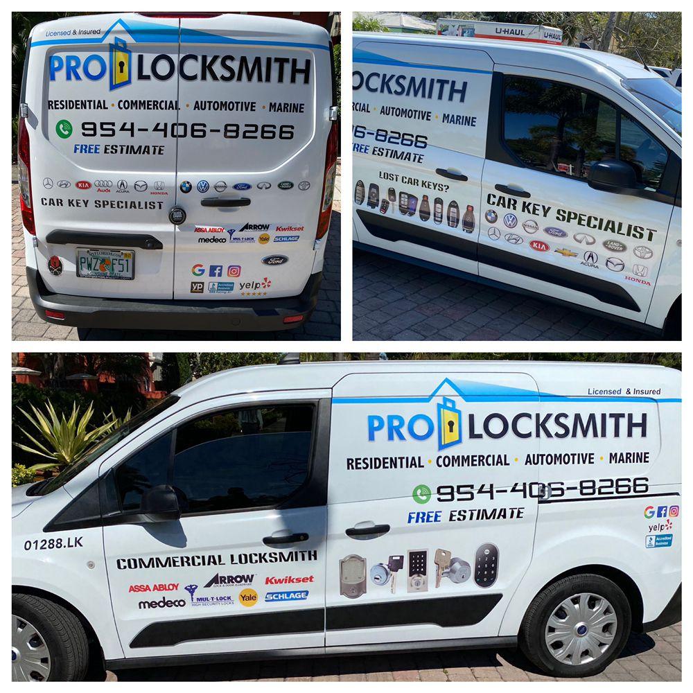Pro Locksmith