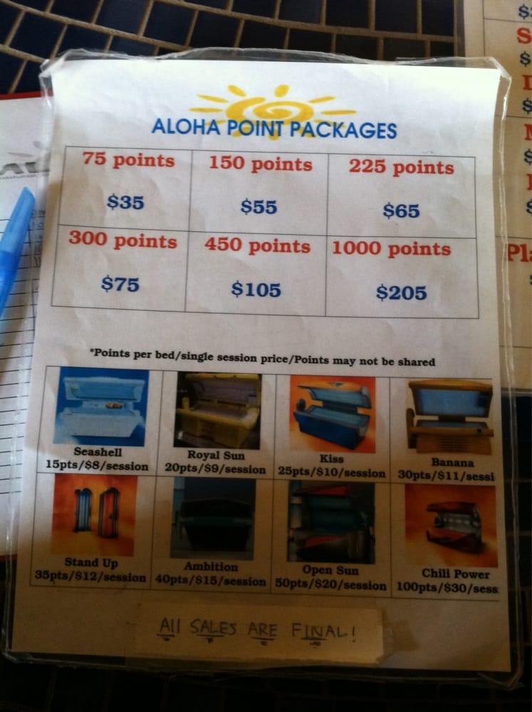Aloha Tan: 4000-G Dyer St, El Paso, TX