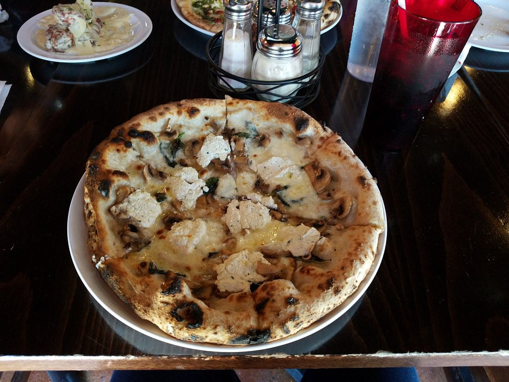 Food from Cavalli Pizza