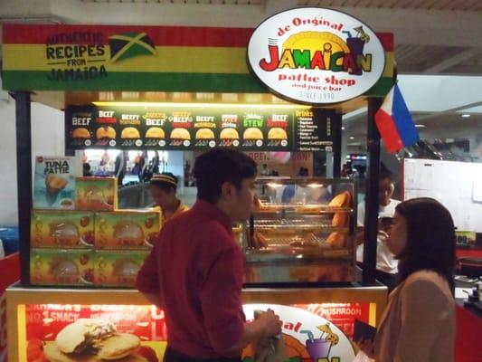 De Original Jamaican Pattie Shop - Kiosk - EDSA cor  Shaw