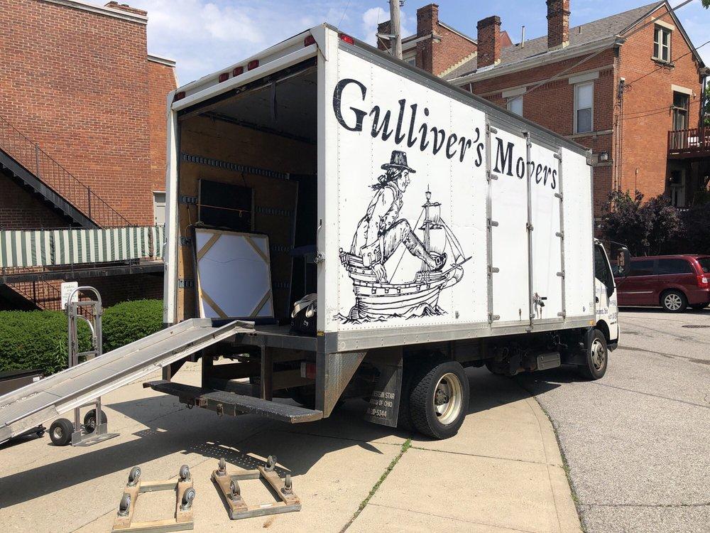Gulliver's Movers of Ohio: Cincinnati, OH