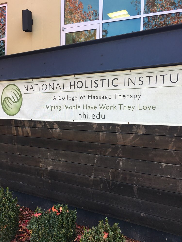 National Holistic Institute Massage Clinic  Reviews Massage 5900 Doyle Street Emeryville Ca Phone Number Last Updated December