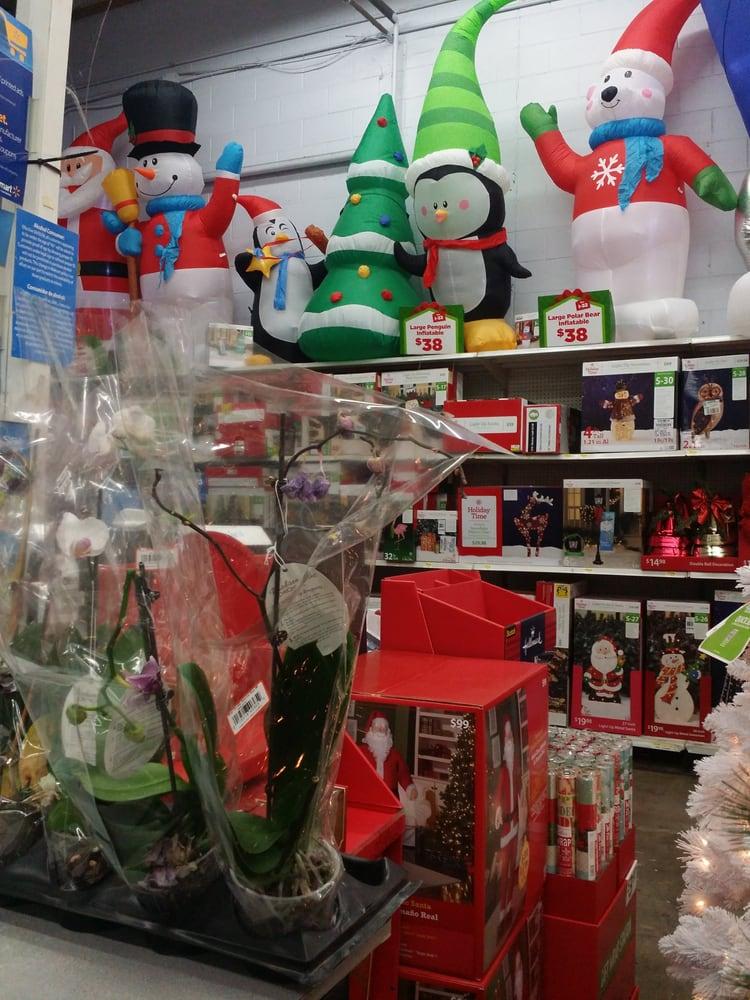photo of walmart supercenter turlock ca united states christmas stuff already out