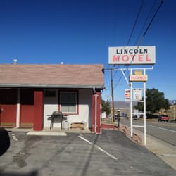 Photo Of Lincoln Motel Austin Nv United States Sign From