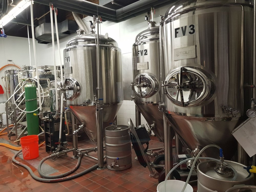 The Warbler Brewery: 155 Delaware Ave, Delmar, NY