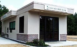 First Security Bank: 7024 Hwy 51 N, Pope, MS