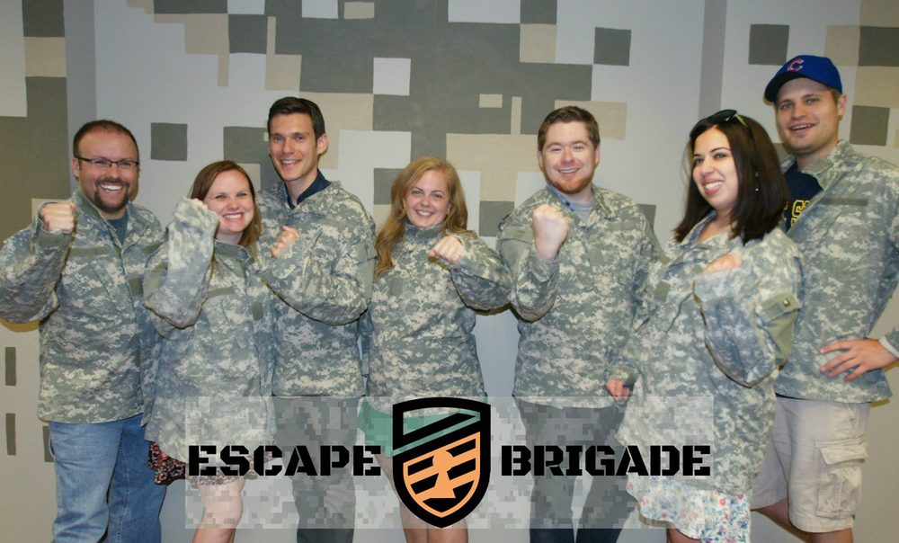 Escape Brigade: 2720 S River Rd, Des Plaines, IL