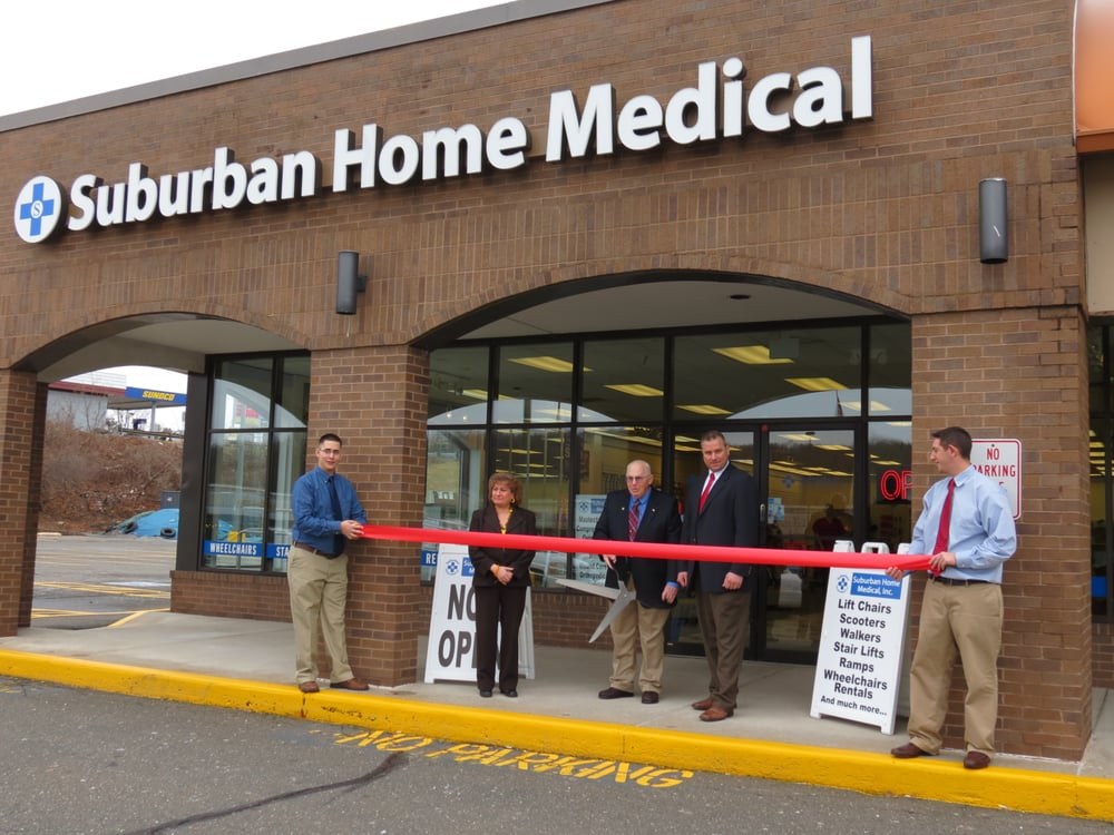 Suburban Home Medical Inc.
