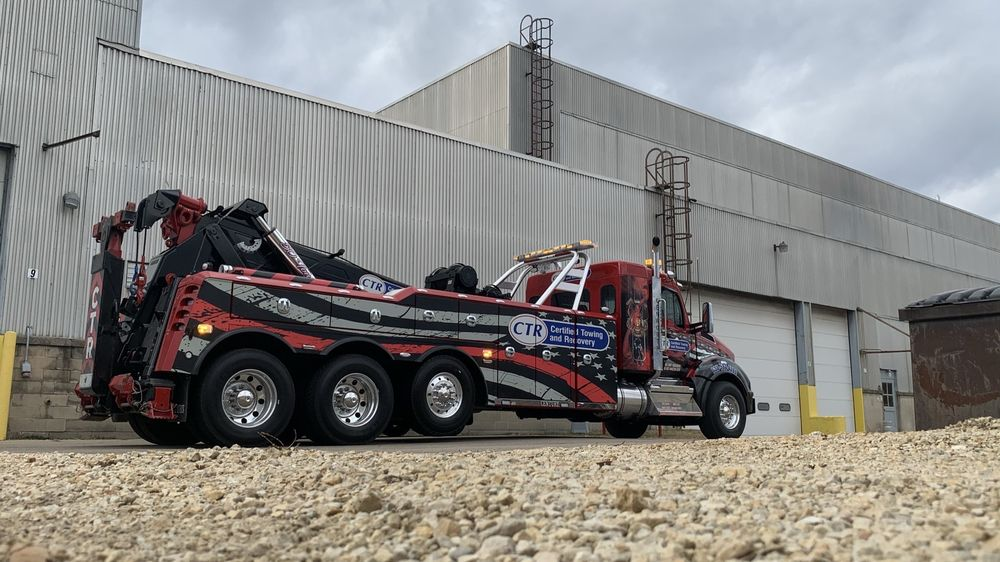 Towing business in Batavia, IL