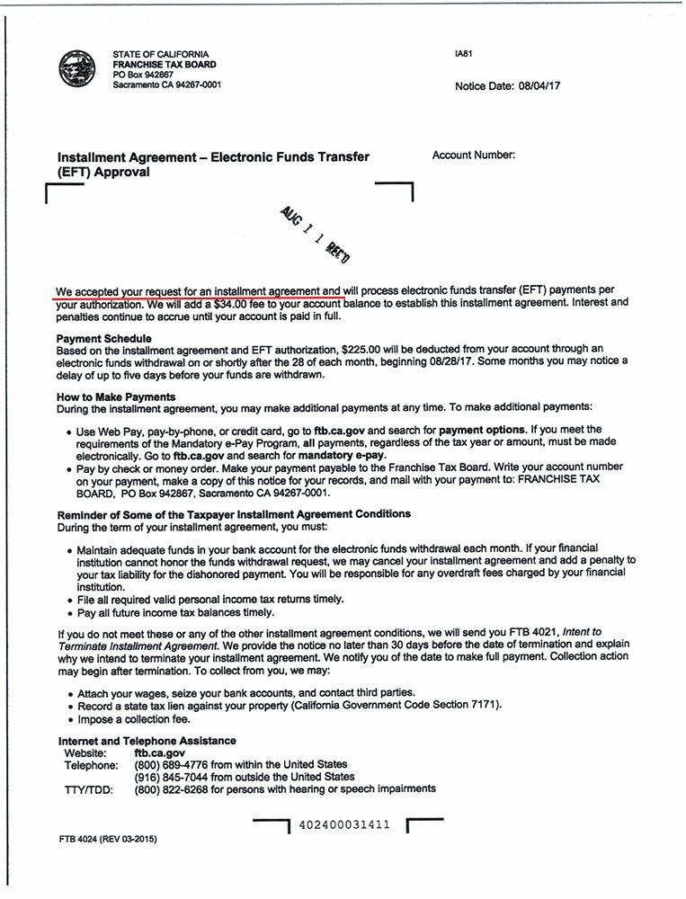 Another Settled Case And Acceptance Letter Yelp