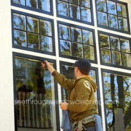Photo Of See Through Window Cleaning Lincolnville Me United States