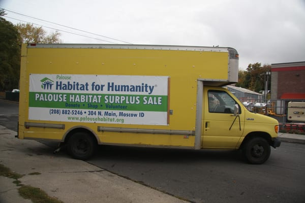 Moscow (ID) United States  city pictures gallery : Photo of Palouse Habitat Surplus Sale Moscow, ID, United States. Our ...