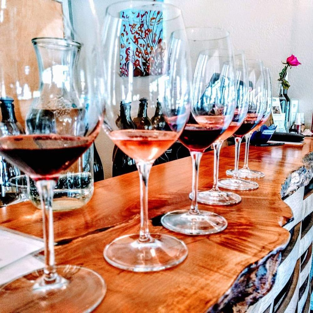 Stottle Winery Tasting Room: 24180 Hwy 101, Hoodsport, WA