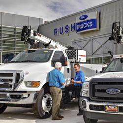 Rush Medium Duty Ford Truck Center, Denver - Car Dealers - 6800 East ...