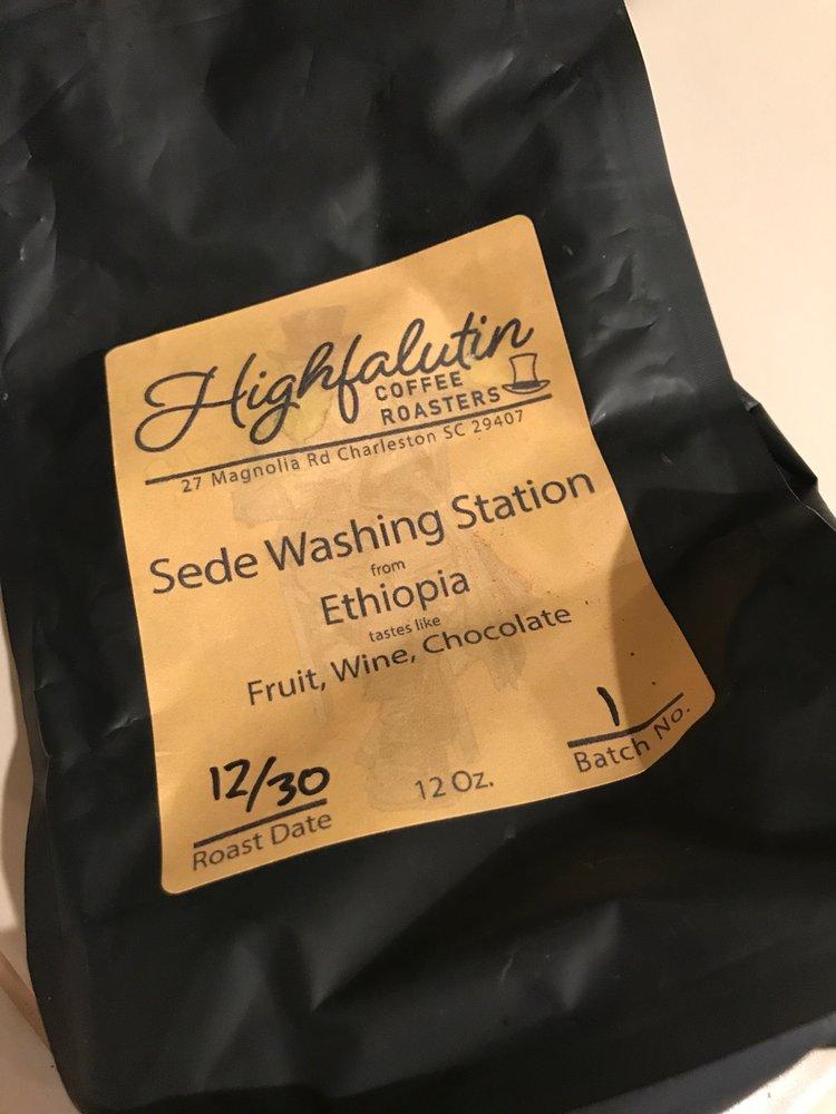 Highfalutin Coffee Roasters