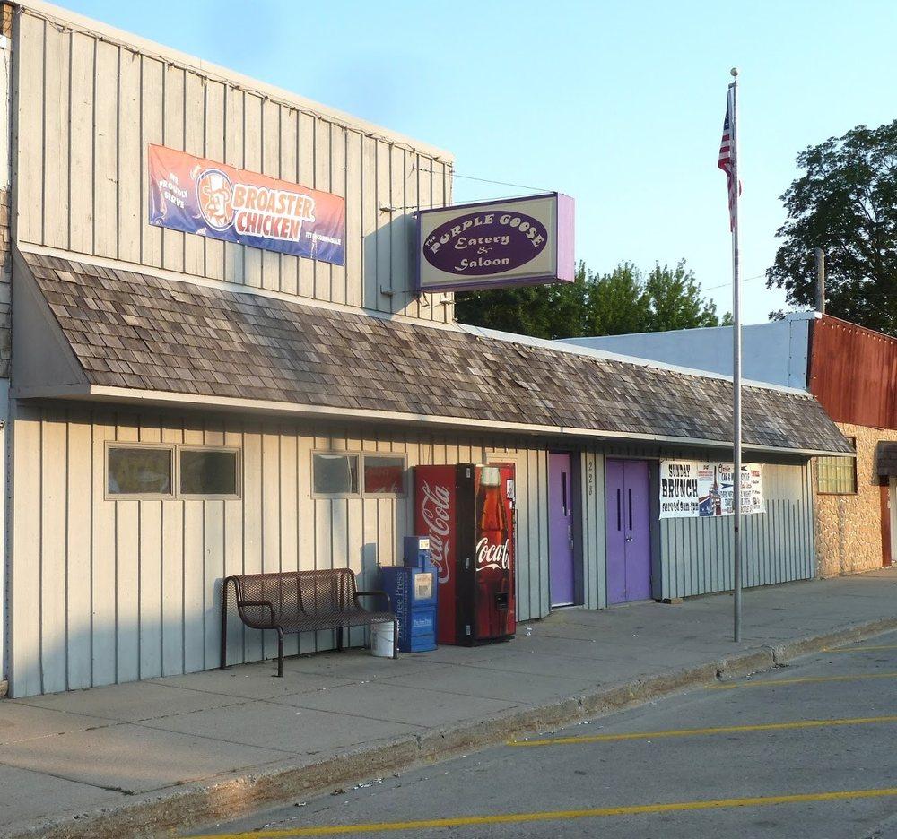 The Purple Goose: 228 N Main St, Janesville, MN