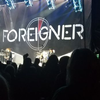 Photo Of Jones Beach Theater Wantagh Ny United States Foreigner Concert