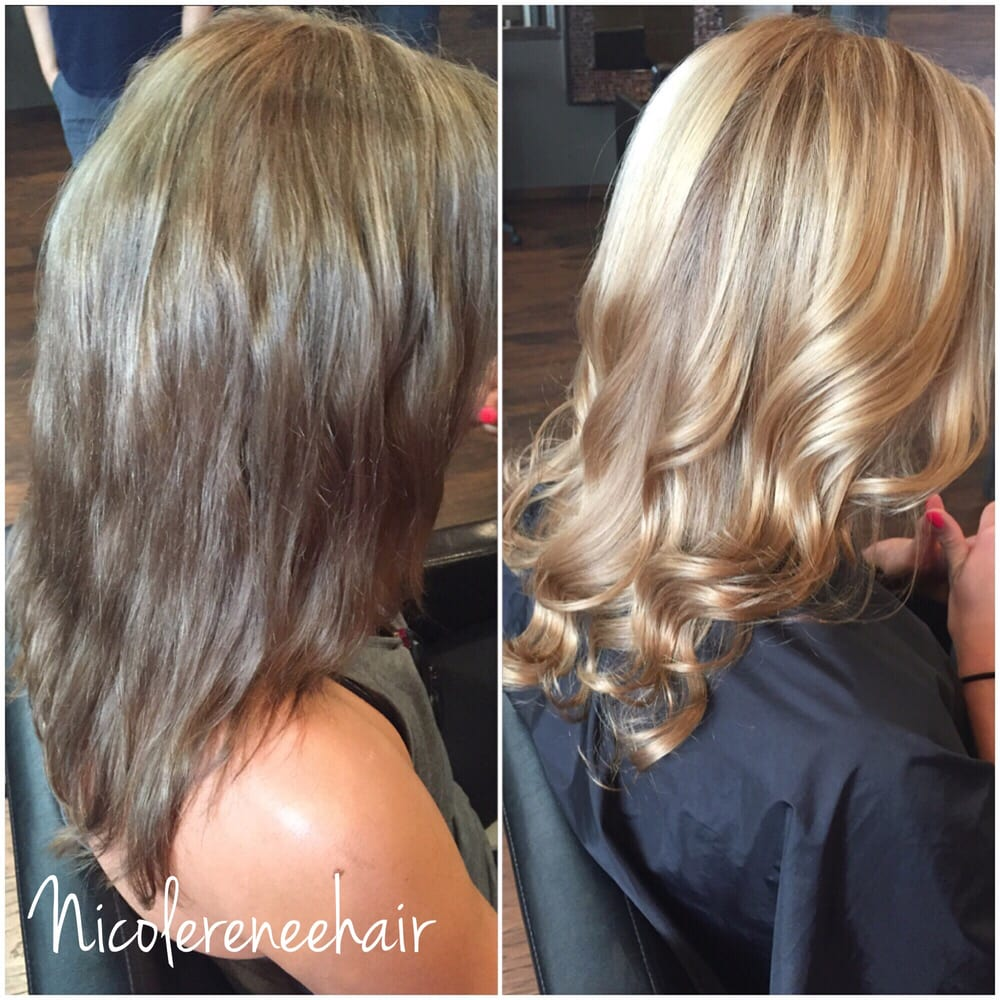 Major Corrective Color She Was Over Toned At Another Salon And I