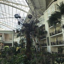 Photo Of Opryland Hotel Nashville Tn United States Serene Grounds
