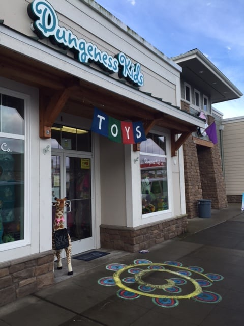 Dungeness Kids Co.: 163 W Washington St, Sequim, WA