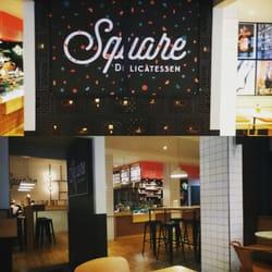 square delicatessen 11 photos pizza 12 rue du vieux march aux grains strasbourg. Black Bedroom Furniture Sets. Home Design Ideas