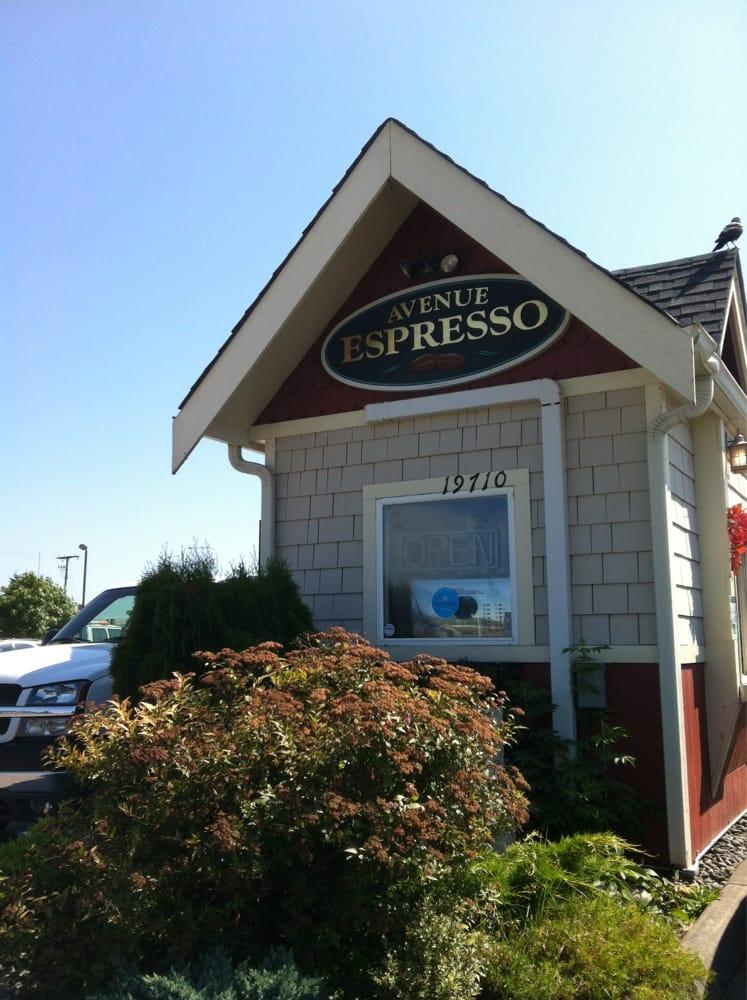 Avenue Espresso: 19531 Old Hwy 99 SW, Rochester, WA