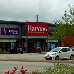 Harveys Furniture Store Mobel Unit 2 Wrexham Vereinigtes