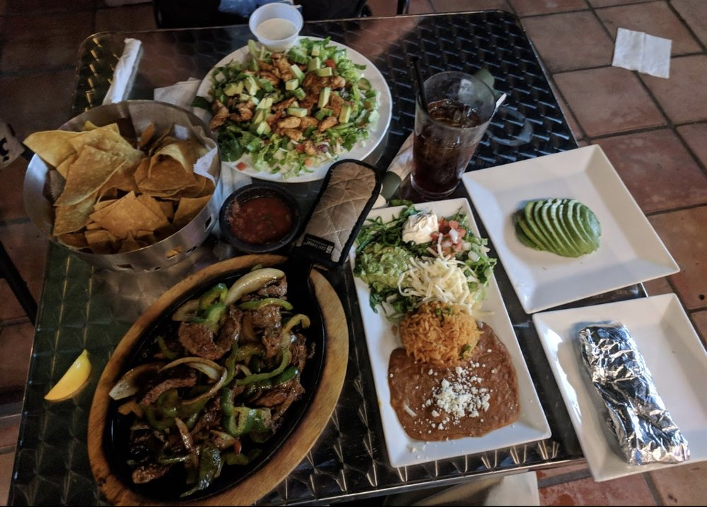 El Tequila's: 1784 S Ridgewood Ave, South Daytona, FL