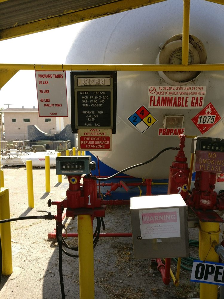 Wessel Propane: 13940 Dalewood St, Baldwin Park, CA