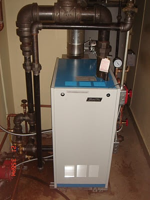 Slant Fin Steam boiler for one family home - Yelp