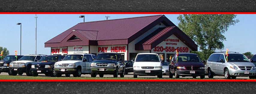 Mathison Motors: 8198 179th St NW, Clearwater, MN