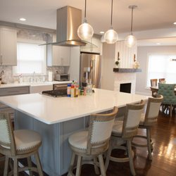 Photo Of Express Kitchens Hartford Ct United States Starcabinetry Columbia Grey
