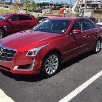 Capital Cadillac of Atlanta - 28 Photos & 26 Reviews - Tires - 2210