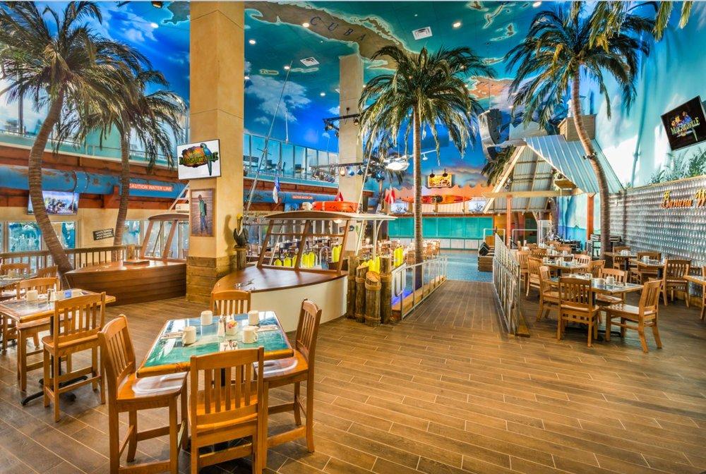 Jimmy Buffett's Margaritaville Restaurant