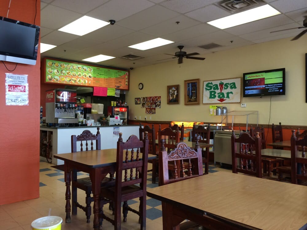 Best Mexican Food In Payson Az