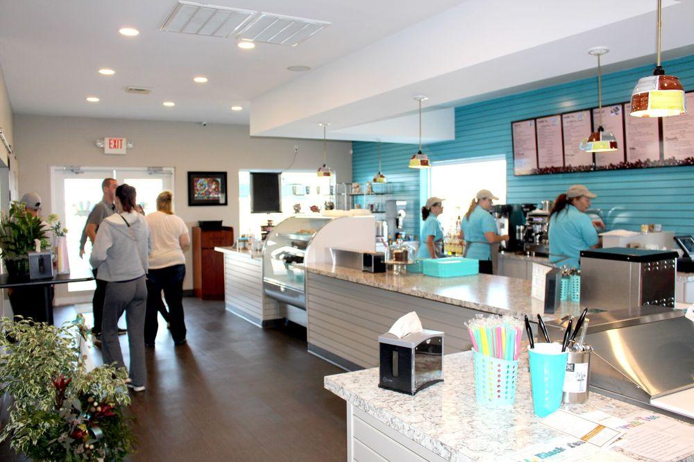 R Coffee Corner: 3848 E Harbor Light Landing Dr, Port Clinton, OH