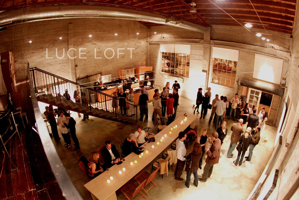 Luce loft downtown san diego event space yelp - Loft industriel san diego californie ...